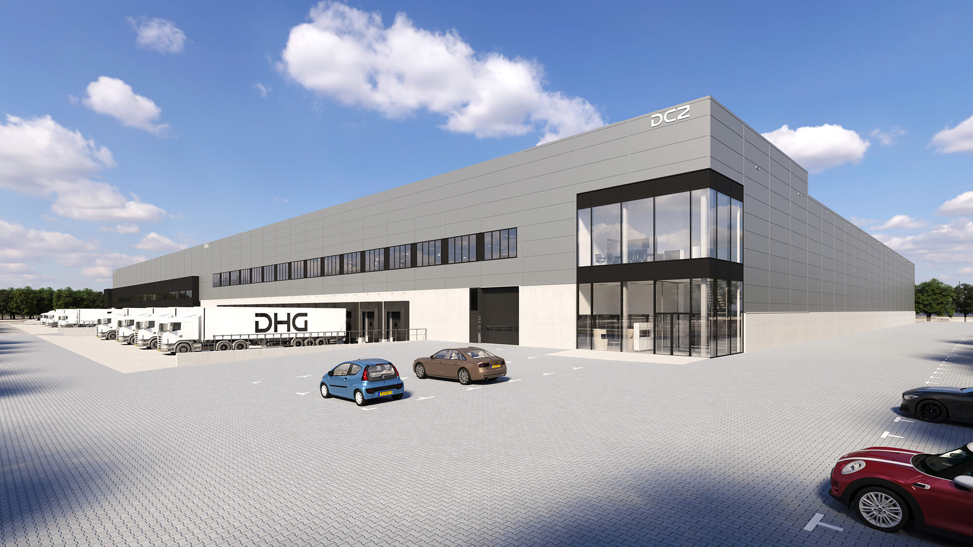 FreightNed DHG Smartlog Oosterhout