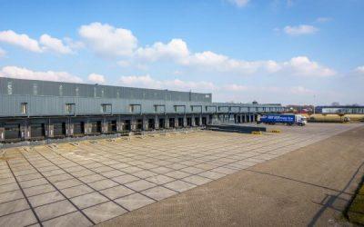 DHG verhuurt 21.082 m2 aan de Zoete Inval 4 in Breda