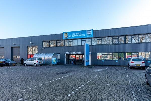 DHG VERHUURT 1.074 M² ADDITIONELE BEDRIJFSRUIMTE AAN MELEDI
