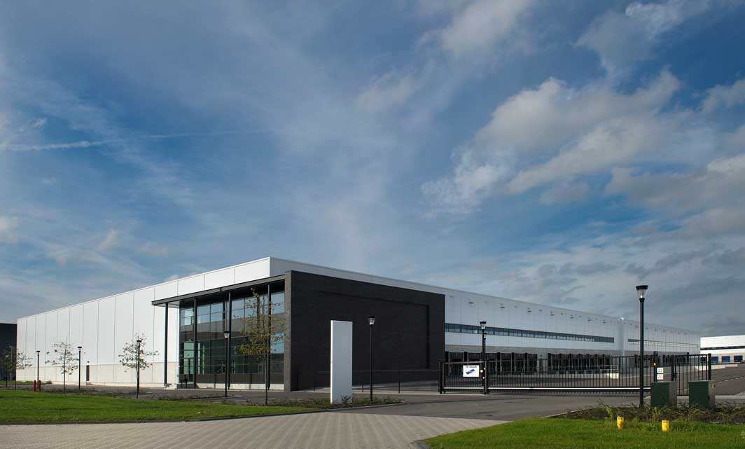DHG VERHUURT LAATSTE 14.000 m² OP ATLASPARK TE AMSTERDAM
