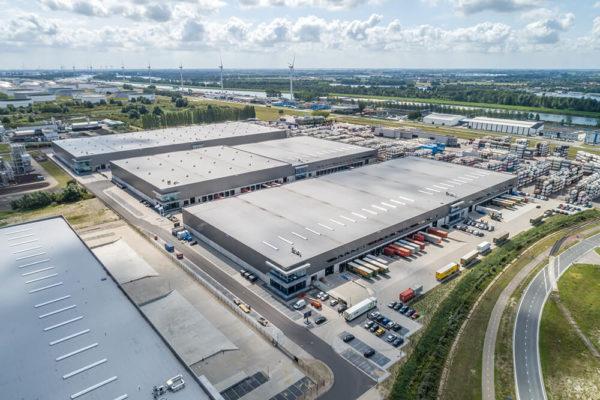dhg warehouse rotterdam yamato