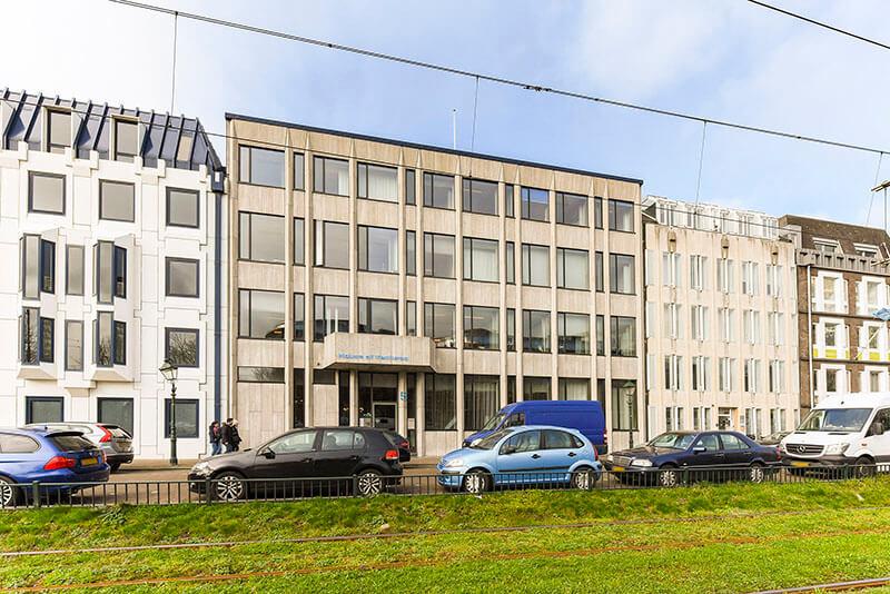 kantoorpand Koninginnegracht Den Haag Innova Investments