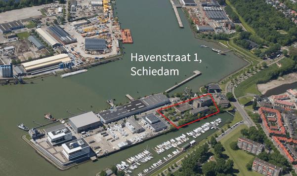 DHG KOOPT HAVENSTRAAT 1 IN SCHIEDAM